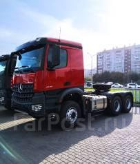 Mercedes-Benz. Продается седельный тягач Mersedes-Benz Arocs 3348 S в Красноярске, 13 000куб. см., 23 000кг., 6x4