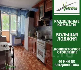 3-комнатная, Оленевод, улица Шоссейная 7. агентство, 64,0кв.м.