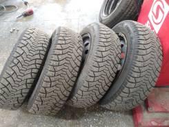 Зимние шины шипы 185/65R15 Tunga Nordway