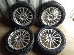 Отличные колеса с литьём Bridgestone 235/50R17 арт 74345