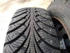 Зимние колеса от Nissan шипы 185/65R14 Sava Eskimo Stud диски 4*114,3