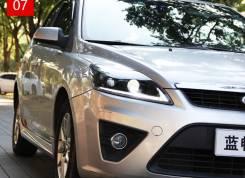 Фары(Тюнинг Комплект)Ford Focus (MK2)Рестайлинг 2008-2011.