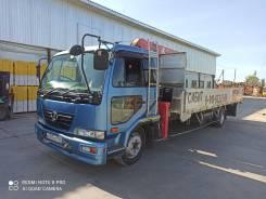 Nissan Diesel. Ниссан Дизель, 7 684куб. см., 5 000кг., 4x2