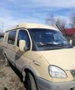 ГАЗ 2752. Диса 29521 на шасси ГАЗ-2752, 2 400куб. см., 500кг.