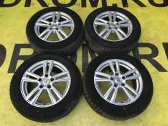 Комплект колес в сборе 205/60R16 на литье Weds Joker сверловка 5*114,3