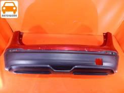 Бампер задний Nissan Qashqai 2017-2020 оригинал