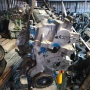 Двигатель MR20DE Nissan qashqai X-trail