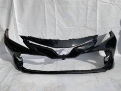 Бампер передний Toyota Camry V70 (2018 - н. в) оригинал