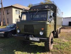 ГАЗ 66. Продам ГАЗ-66 фургон, 2 400куб. см., 3 000кг.