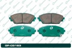 Передние тормозные колодки G-brake для Mazda