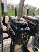 Toyama. 9,80л.с., 2-тактный, бензиновый, нога S (381 мм), 2019 год. Под заказ