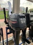 Yamaha. 9,90л.с., 2-тактный, бензиновый, нога S (381 мм), 2015 год. Под заказ