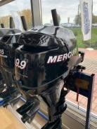 Mercury. 9,90л.с., 4-тактный, бензиновый, нога S (381 мм), 2017 год. Под заказ