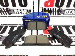 Колодки тормозные передние Toyota AE95/10#/11# EE10#/111 SP1105