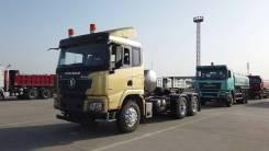 Shaanxi Shacman. Shacman газовый тягач, 6х4 КПГ, 12 000куб. см., 42 000кг., 6x4