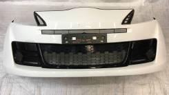 Бампер GS Vitz Витц 130-131куз 2014-2017г