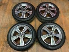 """Новые зимние колеса на Mercedes C Class R17. 7.0x17"""" 5x112.00 ET48 ЦО 66,6мм."""