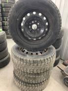 Комплект зимней резины Dunlop на дисках