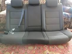 Задние сидения на Volskwagen Golf 6