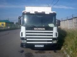 Scania. Скания Р114 (Изотермический фургон-18 евро паллет) продам, 11 000куб. см., 10 000кг., 4x2