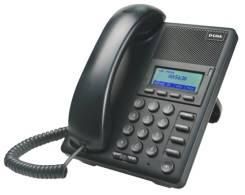 Телефон D-link DPH-120S VoIP-