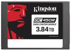 Твердотельный накопитель (SSD) Kingston 3.84Tb DC450R