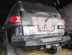 Бампер Задний Силовой Toyota FJ Cruiser 06-18гг