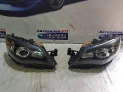 Фары Ксенон Пара Subaru Impreza GH2 GH3 GH6 GH7 GH8 GRB