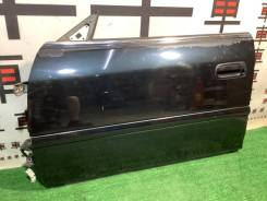 Дверь передняя левая Toyota Chaser 100 цвет 6N9 дефект некомплект