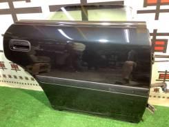 Дверь задняя правая Toyota Chaser 100 цвет 6N9 дефект #10675 некомплек
