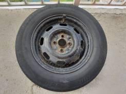 Летняя шина+диск R14 4 на 100 Bridgestone Sneaker 185/70R14 88S! 1499