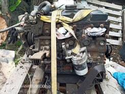 Двигатель TD27 в сборе