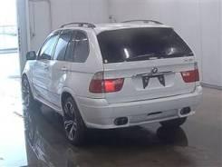 Дверь заднняя боковая BMW X5 E53