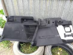 Обшивка багажника нижняя Citroen C4 2012 год