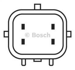 Лямбда-зонд solaris / rio / ceed / i30 / cerato / soul пер. Bosch 0258986745