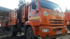 МКМ 4503, 2013. Продам мусоровоз на шасси камаз, 6 700куб. см.