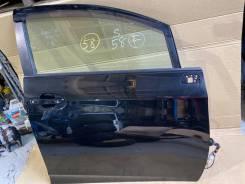 Дверь правая Toyota Ractis NSP120 цвет 209