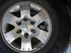 Колеса на Mitsubishi Pajero