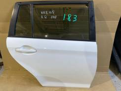 Дверь задняя правая Toyota Corolla Fielder NKE 165 цвет 040
