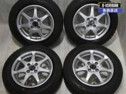 Новый зимний комплект колёс