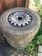 Колеса с резиной R15 toyo