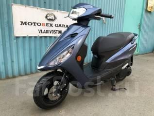 Yamaha Axis 125. 125куб. см., исправен, птс, без пробега