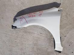 Крыло левое белое Fielder nze121 Corolla Runx nze121 Allex