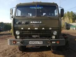 КамАЗ. Продаётся КамАз, 10 250куб. см., 10 000кг., 6x6