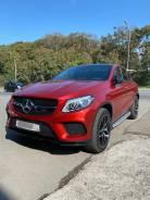 Mercedes-Benz GLE. автомат, 4wd, 3.0 (249л.с.), дизель, 33 000тыс. км