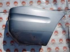 Бампер задний правый Toyota Rav4 SXA11, SXA16