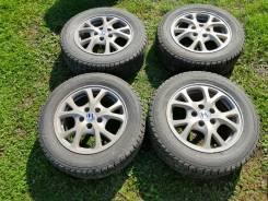 Литые диски оригинал Honda + 205/65R16