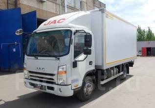 JAC N80. Фургон изотермический г/п 5т (10 паллет), шасси (8,0т РММ), 3 800куб. см., 5 000кг., 4x2