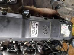 Двигатель 1KZ-T Toyota Land Cruiser Prado