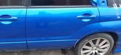 Дверь задняя левая Subaru Forester SG9 SG5 SG 02-07